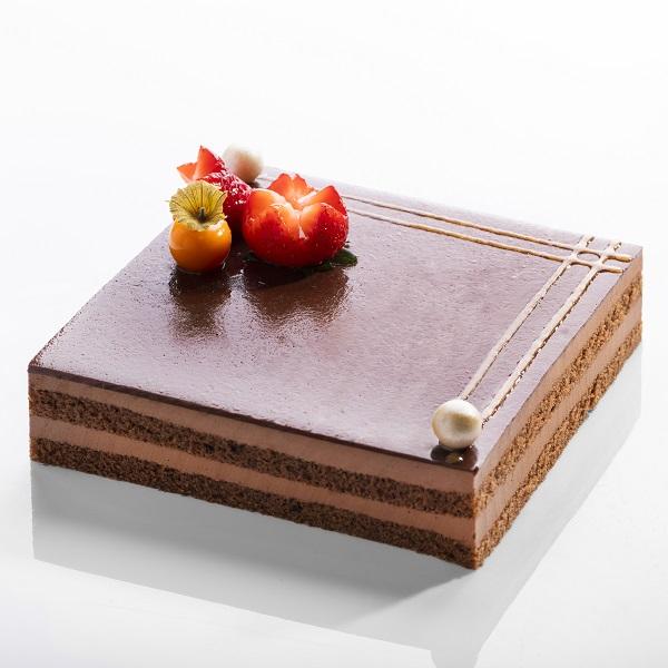 Rum Chocolate Truffle CakeRum Chocolate Truffle Cake