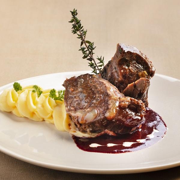 紅酒燴牛面肉