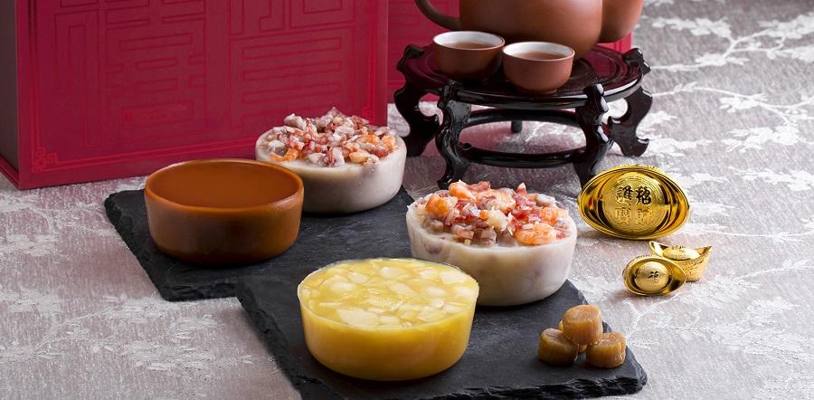 Royal View Hotel CNY 2021_Pudding